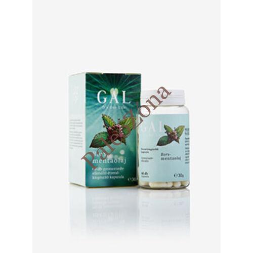 Borsmentaolaj kapszula 60db/30g GAL