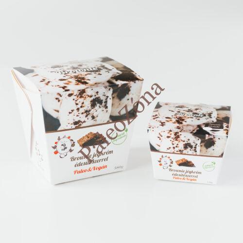 Jégkrém Brownie 120g-ALL IN