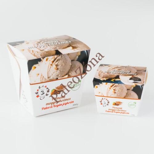 Jégkrém Piemonti mogyoró 380g-ALL IN natural food