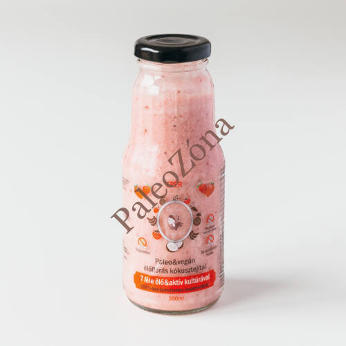 Ivójoghurt Eper 300ml-ALL IN