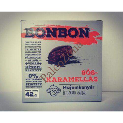 Sós-karamellás Bonbon 42g (6db) - Majomkenyér
