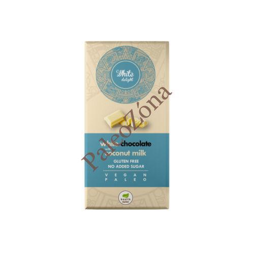 Fehér csoki 80g - Health Market