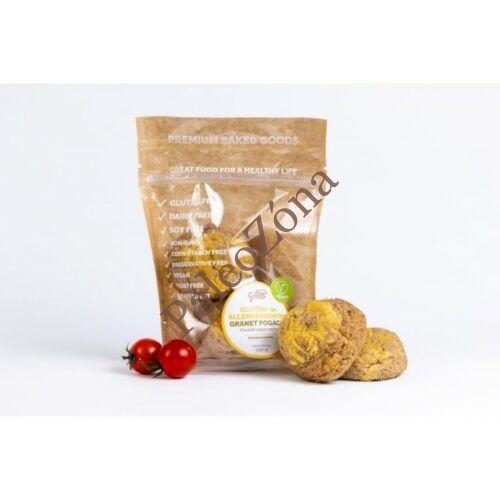 Vegan sajtos pogácsa 2db- Golden Granet