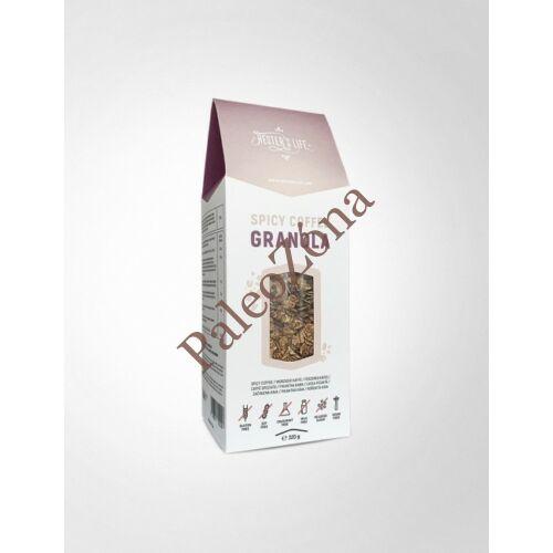 Spicy Coffe granola 320g- Hester's