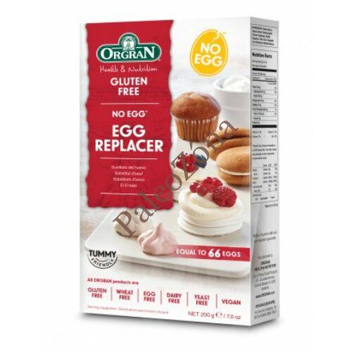 Gluténmentes tojáshelyettesítő 200g - ORGRAN