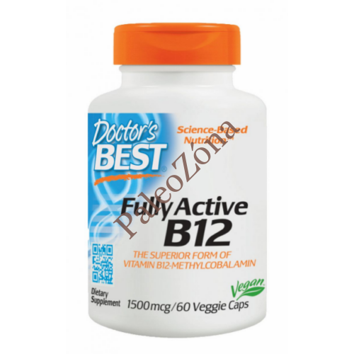 Doctor's Best Fully Active B12 / 60db