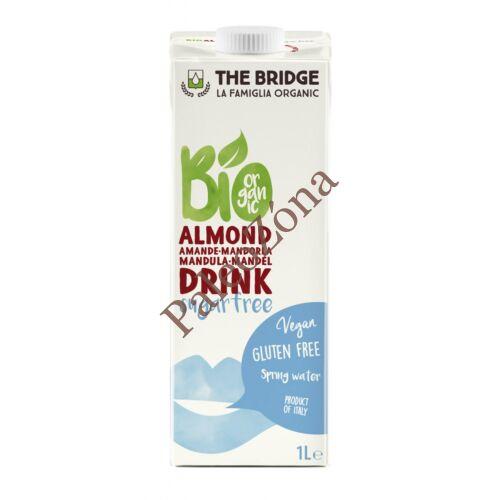 Bio Mandulaital cukormentes 1000ml-The Bridge