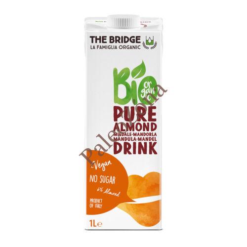 Natur mandulaital Pure 6% 1000ml-The Bridge