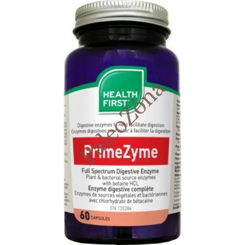 PrimeZyme emésztőenzim 60db Health First