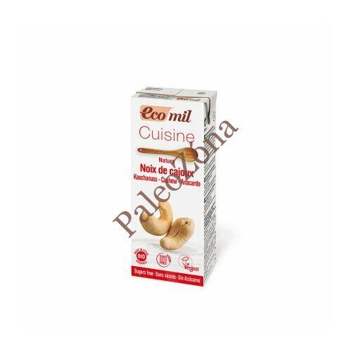 BIO Kesudió tejszín 200ml - Ecomil