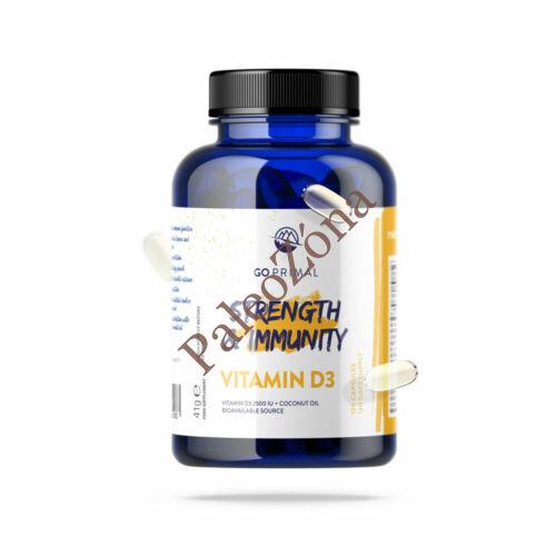 GOPrimal D3 vitamin 90db