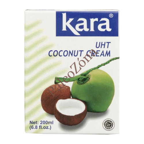 Kókuszkrém 200ml- Kara