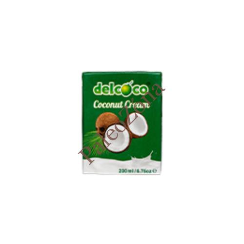 Kókuszkrém 200ml - DelCoco