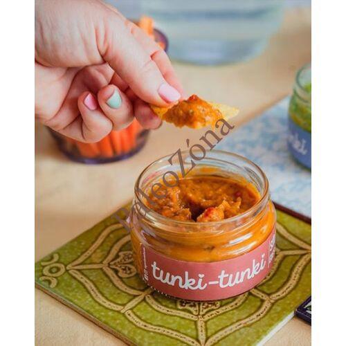 Sült paprikás édesburgonyakrém 200g- Tunki-tunki